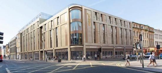 Newcastle Stay for 2, Breakfast & Prosecco @ 4* Maldron Hotel