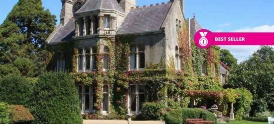 Marco Pierre White's Rudloe Arms Break & 6-Course Dining for 2