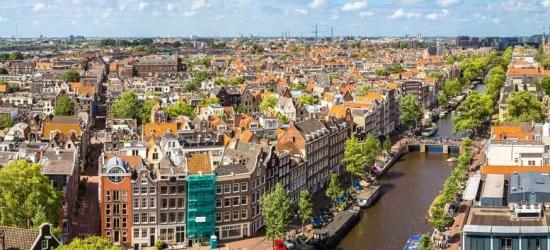 2-3nt Amsterdam City Getaway