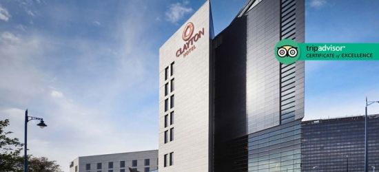 4* Birmingham City Stay, Breakfast, 3-Course Dinner & Prosecco for 2