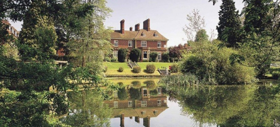 4* Shropshire Stay, Dinner, Spa Treatment for 2