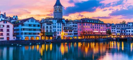 2-3nt Zurich, Switzerland City Escape