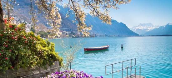 2-3nt Lake Geneva, Switzerland Break