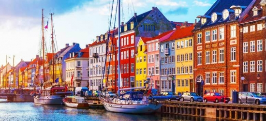 5nts Copenhagen & Oslo Trip With Overnight Ferry