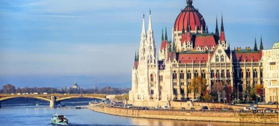 2-3nt 4* Budapest Deluxe Apartment Break  - Optional Cruise