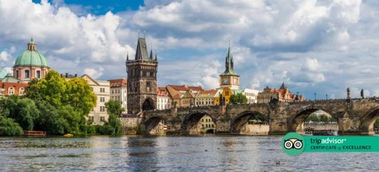 2-3nt 5* Luxury Prague City Getaway