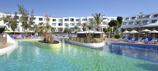 7 nights at the 3* Bluebay Lanzarote, Costa Teguise, Lanzarote