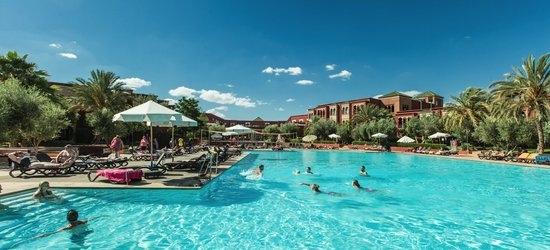 7 nights at the 5* Eden Andalou Suites, Aquapark & Spa, Marrakech