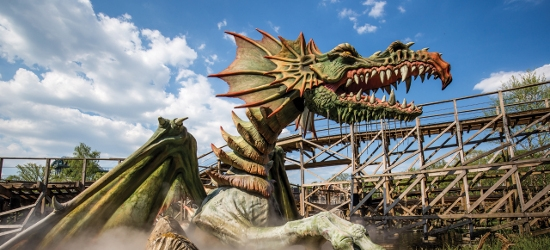 Win a family break to Holland's Efteling Theme Park Resort