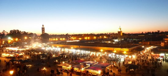 Marrakech - 4 nights in an exotic city retreat with BA sale flights