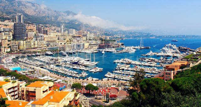 Nice / Monaco / Cannes - BA sale flights with 3 nights hotel