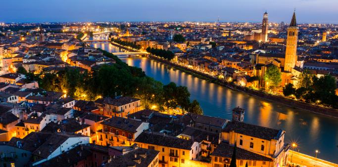 Verona - 3 night city break with BA sale flights