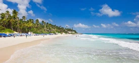 London to Barbados from £426pp return