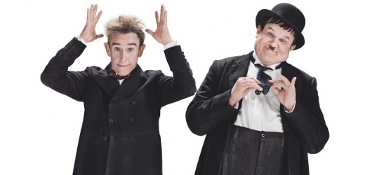Win a luxurious trip to London with Stan & Ollie & South Western Railway