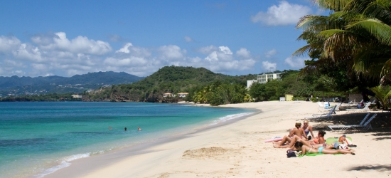 Win a week for two in Grenada