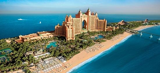 5* Atlantis, The Palm - Dubai w/platinum Half Board (complimentary upgrade)