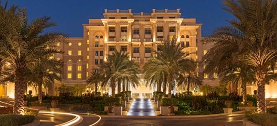 3nt 5* Dubai escape w/executive club lounge perks