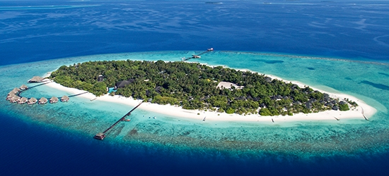 7nt 4* Maldives island escape w/24hr All-Inclusive