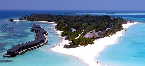 7nt 4* Maldives resort & spa