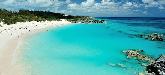 British Airways flights from London to Bermuda