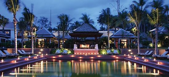 7nt 5* luxury Koh Samui resort & spa
