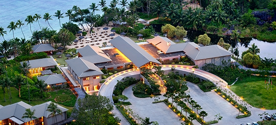 7nt 5* luxury Seychelles resort holiday