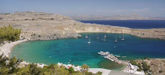 Win a holiday for two to Rhodes