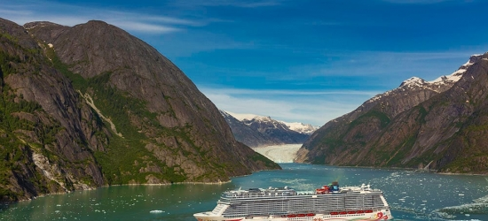 Alaska cruise with New York and Seattle stays
