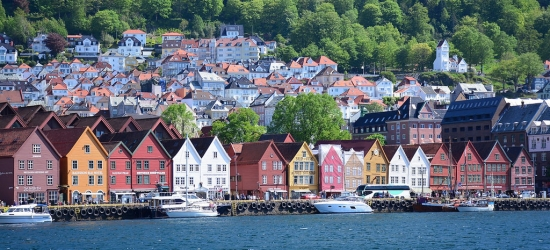 Win £1,000 & flights for two to Bergen