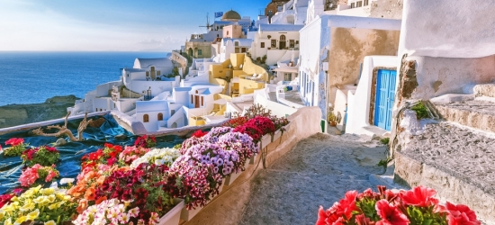 Greek island hopping cruise with 3 night Athens stay