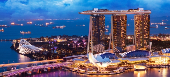 Southeast Asia cruise including Singapore stay