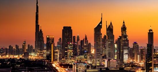 Arabian seas cruise with 3nt UAE stay