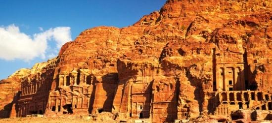 Historic Jordan tour with fabulous desert & Red Sea stays