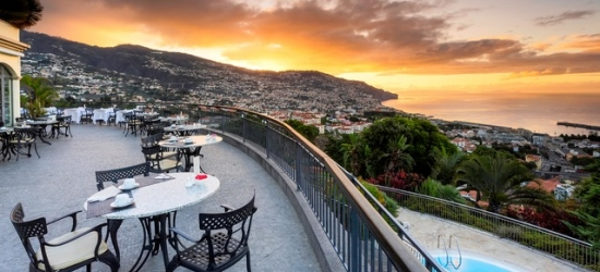 Dazzling Madeira holiday with incredible views