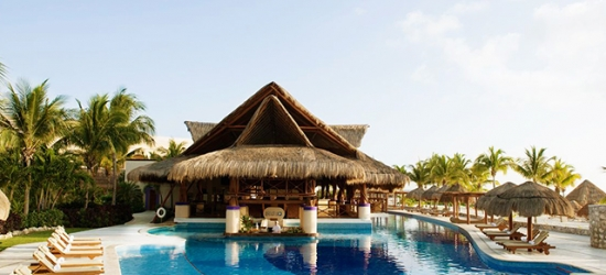 Adults-only Mexico spa holiday with a luxe swim-out suite