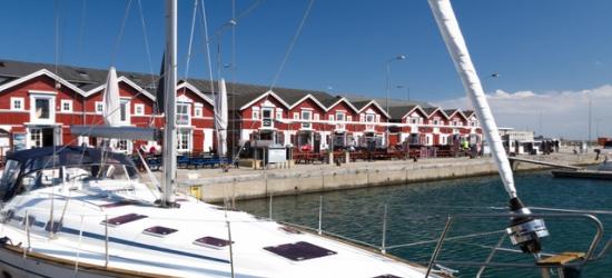 £106 per suite per night | Skagens Hotel ApS, Skagen, Denmark