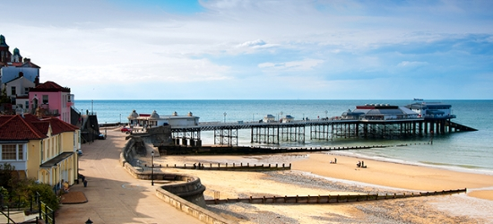 From £44 per night | Apartment break on the Norfolk coast (based on 4 sharing)