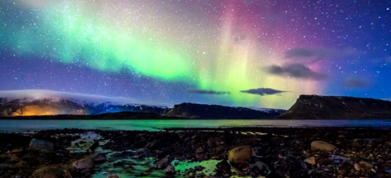 Exciting Iceland escape with a Northern Lights cruise & more thrilling tours, Icelandair Hotel Reykjavik Marina, Reykjavik