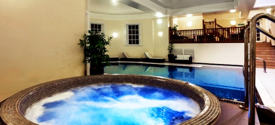 A luxury hotel within a historic Northumberland country hall, with a spa and awarded restaurant