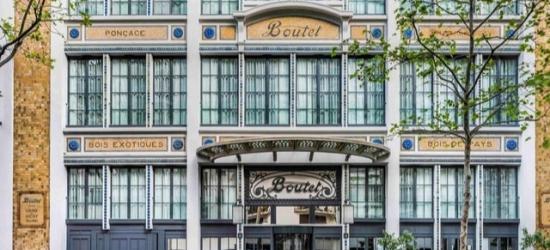 5* Paris break in the heart of Bastille with River Seine cruise