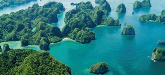 5* Cambodia & Vietnam trip with Halong Bay cruise & private pool, Siem Reap, Hanoi, Halong Bay, Hoi An & Hue Province