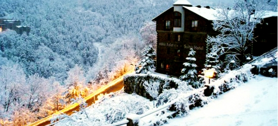Andorra ski holiday with ski pass & optional equipment hire, abba Xalet Suites Hotel, Andorra