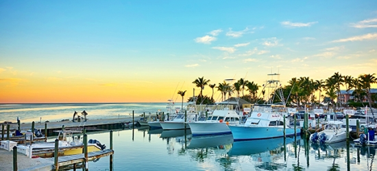 Sun-filled Miami & Florida Keys self-drive holiday with car hire