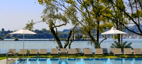 Idyllic 5* Corfu holiday at a spa hotel with optional private jacuzzi, Rodostamo Hotel & Spa, Greece