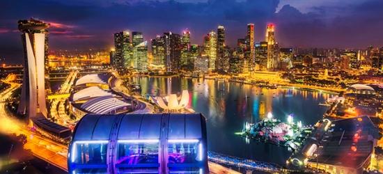 Thailand city & beach getaway with a 5* Singapore stay, Bangkok, Khao Lak & Singapore