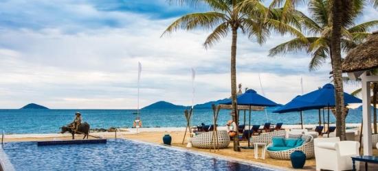 £93 per night | Sunrise Premium Resort, Hoi An, Vietnam