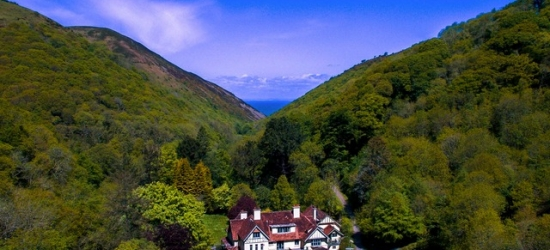 £99 per night | The Hunter's Inn, Exmoor National Park, Devon