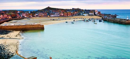 £89 per night | The Gannet Inn, Carbis Bay, Cornwall
