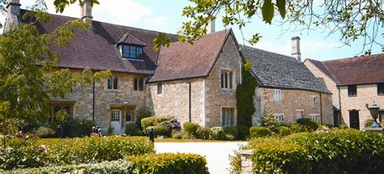 £159 per night | De Vere Oxford Thames, Sandford-on-Thames, Oxfordshire