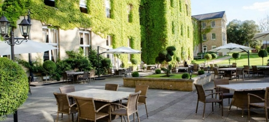 £119 per night | De Vere Beaumont Estate , Windsor, Berkshire